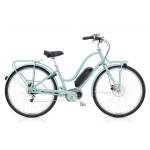 ELECTRA Townie Commute GO! 8i EQ Ladies' Mineral Blue 2018