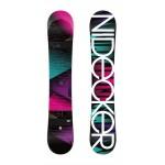 NIDECKER snowboard - Snb Princess Multi (MULTI)