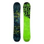 NIDECKER snowboard - Ndk Snb Score Junior B-Grade Multi (MULTI)