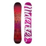 NIDECKER snowboard - Ndk Snb Mini Angel B-Grade Multi (MULTI)