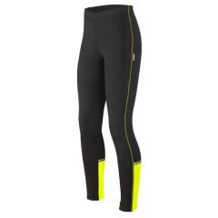 ETAPE dětské kalhoty NICO, černá/žlutá fluo