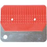 SWIX škrabka T35 malá ocelová pro klistry a vosky
