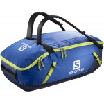 SALOMON taška Prolog 70 backpack blue/acid lime