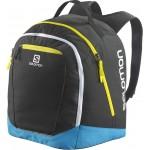 SALOMON batoh Original Gear Backpack black/blue