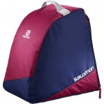 SALOMON taška Original Boot Bag beet red/medieval blue