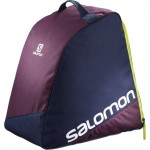 SALOMON taška Original Boot Bag maverick/acid lime