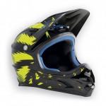 BLUEGRASS helma INTOX 2017 černá/žlutá