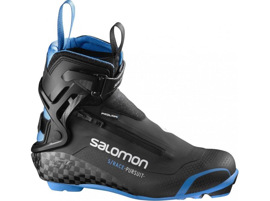 SALOMON běžecké boty S Race Pursuit Prolink 17 18  ac82a471db