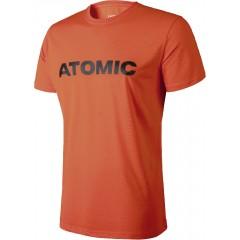 ATOMIC triko Alps bright red 17/18