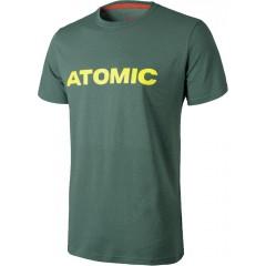 ATOMIC triko Alps darkgreen 17/18