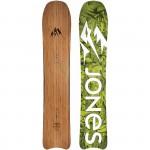 JONES snowboard - Hovercraft Brown (BROWN)