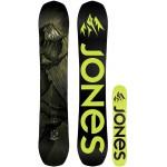 JONES snowboard - Explorer Black (BLACK)