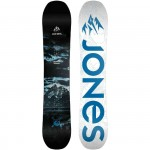 JONES snowboard - Discovery Black (BLACK)