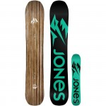 JONES snowboard - Women's Flagship Green (GREEN)