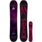 JONES snowboard - AirHeart Pink (PINK)