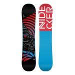 NIDECKER snowboard - Snowboard Prosper Black (BLACK)