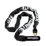 "KRYPTONITE Keeper 712 Integrated Chain - 4"" (7mm x 120cm)"