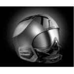 KASK lyžařská helma Stealth shine antracit 58cm