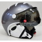 KASK lyžařská helma Elite PRO light carbon/white 58cm