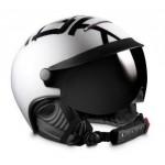 KASK lyžařská helma Style white/black 54cm
