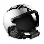 KASK lyžařská helma Style white/black 56cm