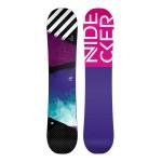 NIDECKER snowboard - Snowboard Flake Blue (BLUE)