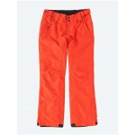 BENCH kalhoty - Democrat Dark Orange Marl (OR036X)