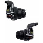 SHIMANO Gripshift Revoshift 3 * 6 SL-RS35 P+L
