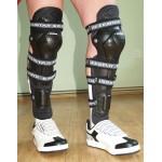 EXUSTAR MPK303D Sjezdové chrániče kolen a holení