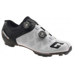 GAERNE tretry MTB Sincro Carbon PLUS white/black