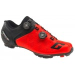 GAERNE tretry MTB Sincro Carbon PLUS red