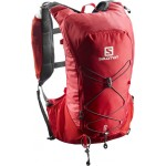 SALOMON batoh Agile 12 set barbados cherry/graphite