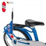PUKY Bezpečnostní vlajka na koloběžky/ kola modrá