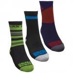 IXS Ponožky Step-Up 3 páry