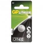 GP baterie CR 1632 3V 16x3,2mm