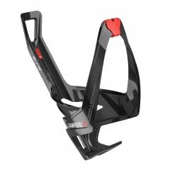 ELITE košík na láhev Cannibal XC černo/červený les