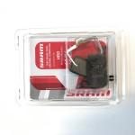 SRAM Brzdové destičky organika/ocel (v balení pin, závlačka a pružinka) - Hydraulic Road D