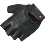 CASTELLI pánské kožené rukavice Maestro, black