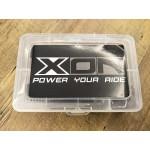 XON brzdové destičky XBD-02F-SM montážní box 25 párů Avid XO,Trail