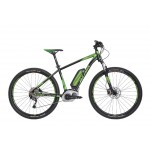 "ATALA MTB 29"" B-Cross E 20"" black/green (e-bike)"