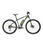 """ATALA MTB 29"""" B-Cross E 20"""" black/green (e-bike)"""