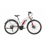 "ATALA Cross 28"" B-Tour S Lady 17"" silver/wh/red"