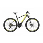 "WHISTLE MTB 29"" B-Ware HF SLS 18"" black/yellow (e"