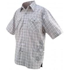 IXS Košile DUNEDIN bílá krátká bavlna 2010