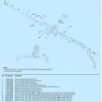 AVID Hadice pro hydr.brzdy- Elixir 5, 7, 9, R, CR, X0 - bílá