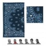 SENSOR TUBE ORMANENT šátek multifunkční modrá