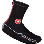CASTELLI návleky na tretry Diluvio 2 All-Road, black