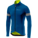 CASTELLI pánský dres Nelmezzo RoS, ceramic blue