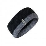 SENSOR ČELENKA pletená černá