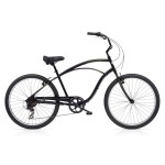 ELECTRA Cruiser 7D Men's Black TALL (VYSOKÝ RÁM) 2019